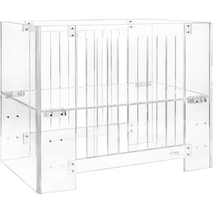 Nursery Works Vetro Mini Crib