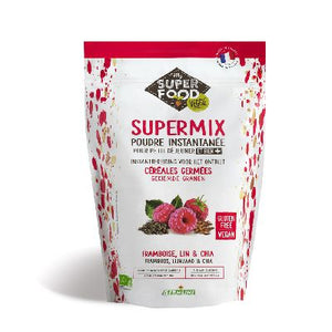 Super Mix Framboise Lin Chia 350 G Germline