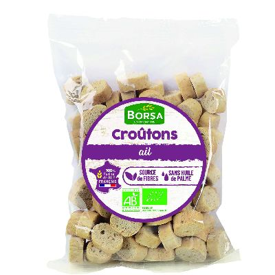 Croutons Complet Ail 75 G Borsa