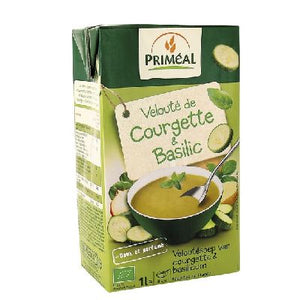 Veloute Courgette Basilic Lt Primeal