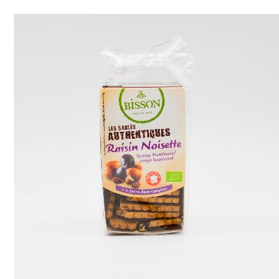 Bisson Raisins Noisettes 175g