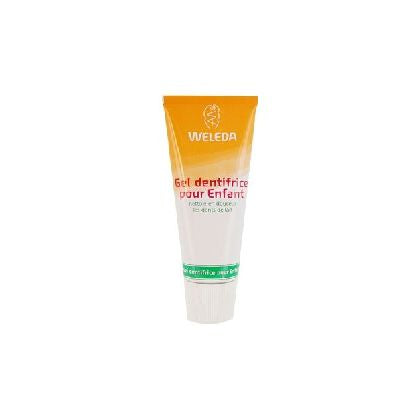 Gel Dentifrice Enfant 50ml Weleda.