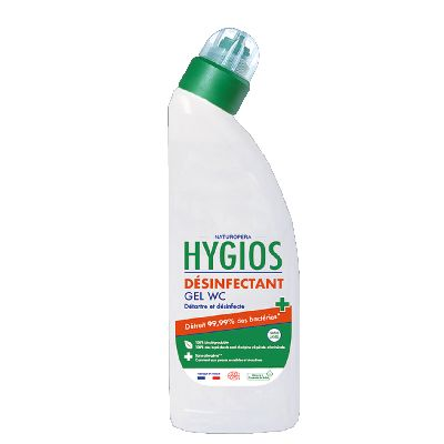 Gel Desinfectant Wc Hygios