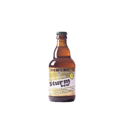 Sturm Beer Blonde Ss Gluten 33cl