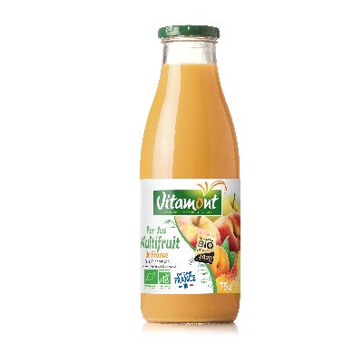 Jus 3 Fruits Vergers France Vitamont