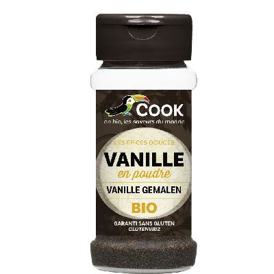 Cook Vanille Poudre 10g