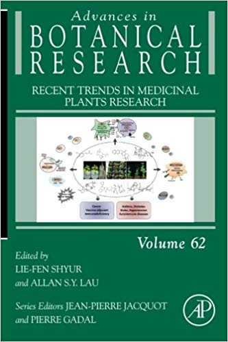 Recent Trends in Medicinal Plants Research, Volume 62 (Advances in Botanical Research) 1st Edition, Lie-Fen Shyur