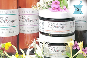 7 Blooms | Bath & Body