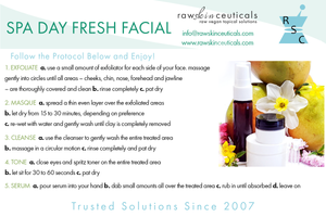 Cucumber Mint: Awakening Facial