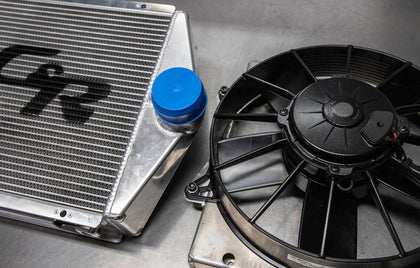 Can-Am Intake & Intercooler