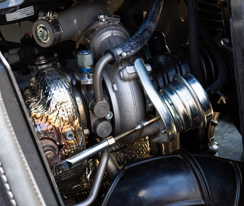 Can-Am Turbocharger Upgrades & Components