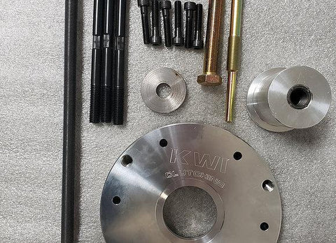KWI Clutch Tooling Kit