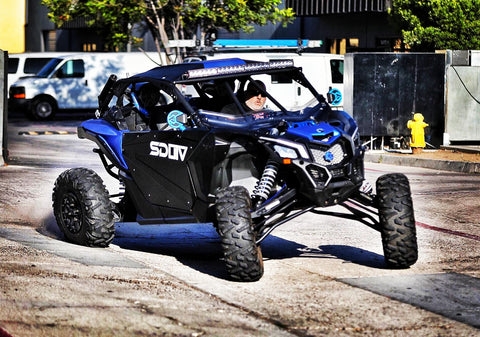 WSRD Can-Am WS240X Performance Package