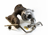 Forced Performance/WSRD X3 Green Turbocharger