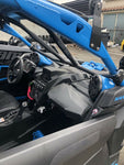 Can Am X3 Upper Dash Pods