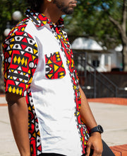 Load image into Gallery viewer, RED MAHLANGU SHIRT