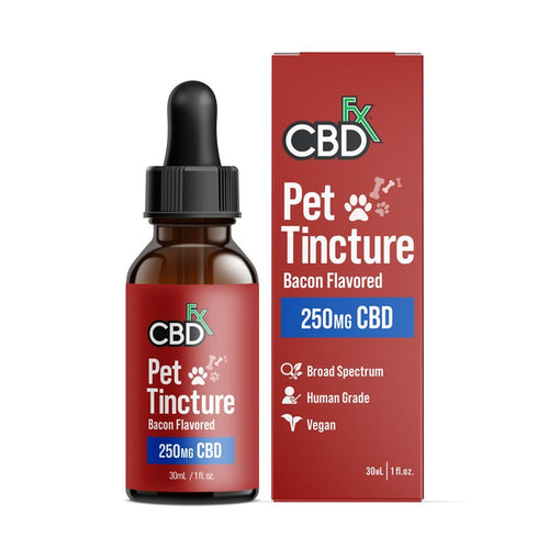CBD Oil For Pets – Small Breeds 250mg