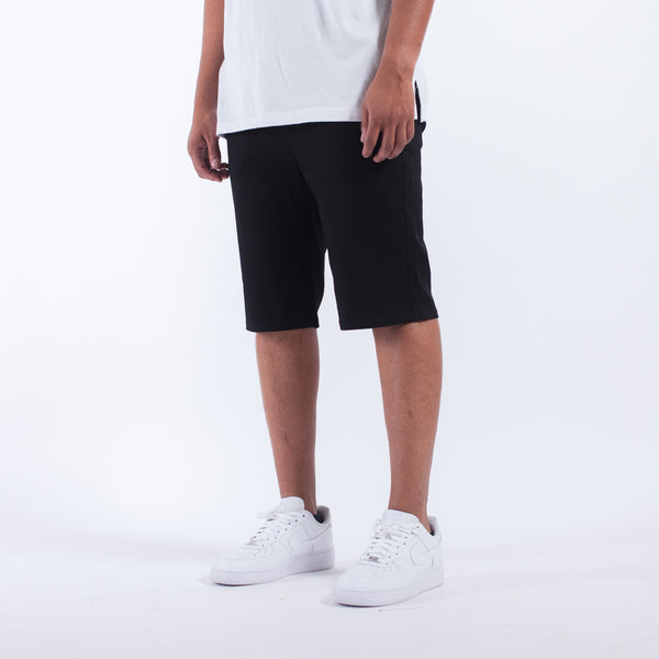 The Chino Shorts - Black