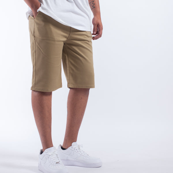 The Chino Shorts - Khaki