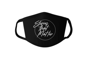 Stories that Matter Protective Face Mask