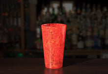Load image into Gallery viewer, Hand Blown Pint Glass - Lava