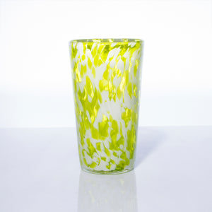 Pint Glass - Lime Green Mix