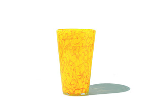 Blown Pint Glass - Sunray