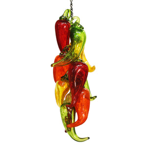 Chili Pepper Ristra - Mixed