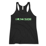 PREMIUM TANK - Logo Black Side