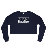 CROP SWEATSHIRT - CROSSFIT BLACKSIDE