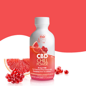 CBD Pomegranate Citrus Chill Power