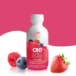 CBD Mixed Berry Chill Power