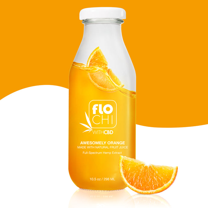 CBD Awesomely Orange Juice