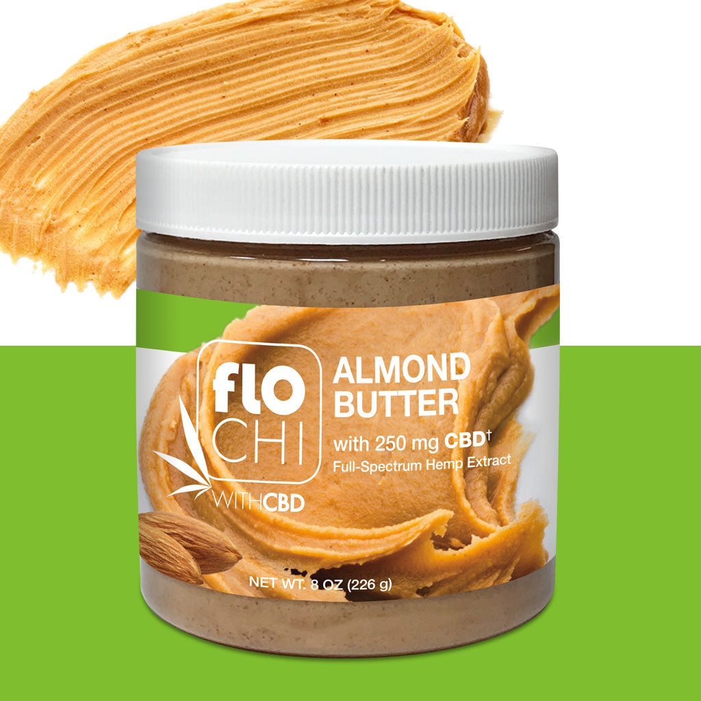 CBD Almond Butter