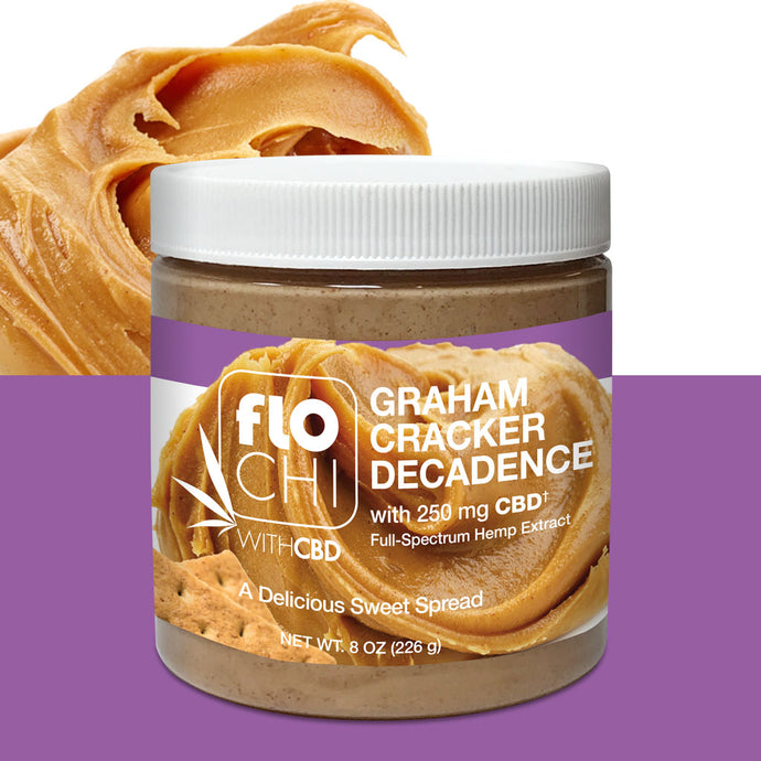 CBD Graham Cracker Decadence