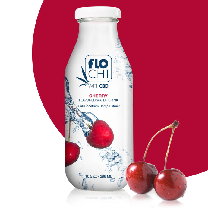 CBD Cherry Flavored Water