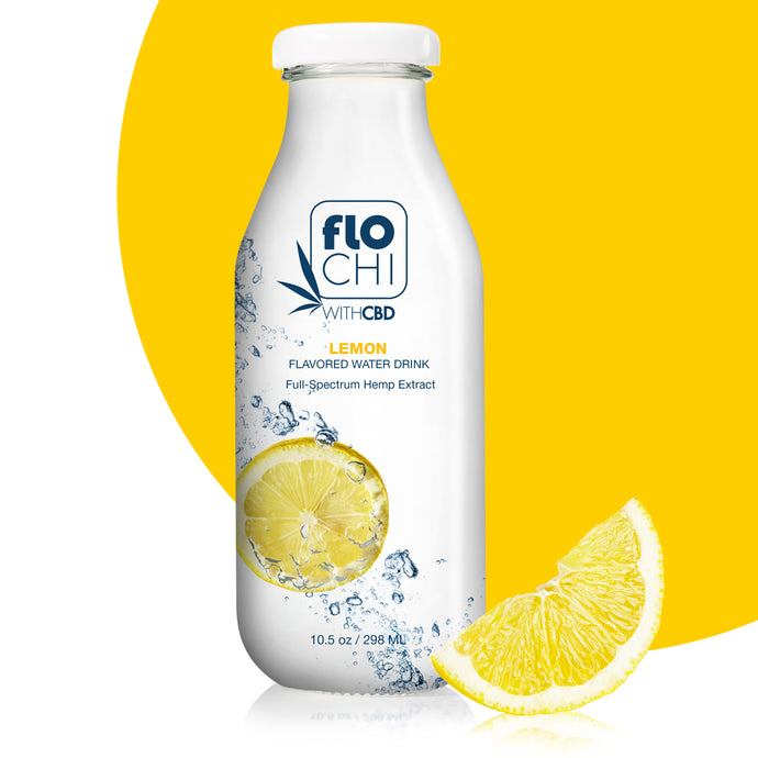 CBD Lemon Flavored Water