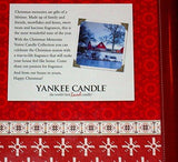 """Christmas Memories"" Book Box Set Collection of 12 Samplers: Cozy Sweater, Warm Chestnut, Hot Cider, Winter Wonderland, Red Berry & Cedar, Hot Buttered Rum, Let it Snow, Holiday Home Sweet Home, Holiday Sage, Christmas Wreath, Home for the Holidays, Chris"