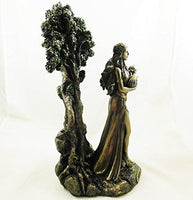'Danu' Celtic Mother Irish Goddess of Abundance Figure Figurine Pagan Statue | 3769