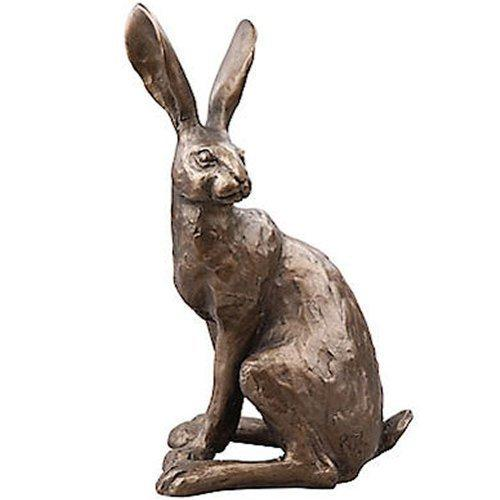 'Howard Hare' - Bronze Hare Sculpture by Paul Jenkins - Frith by Frith
