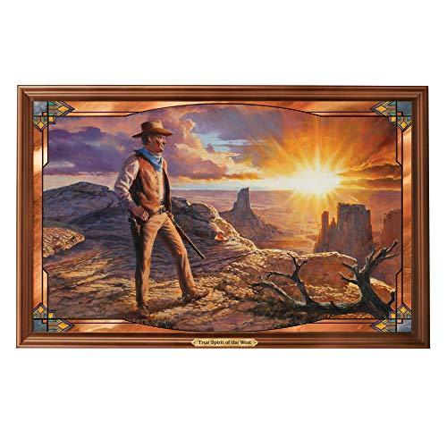 'John Wayne: True Spirit Of The West' Wall Decor