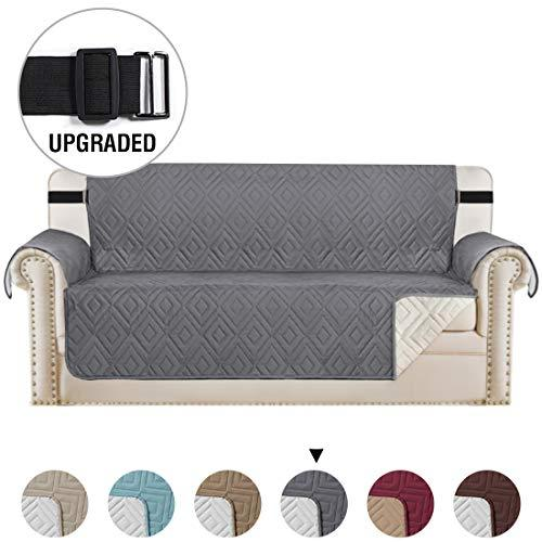 Reversible Sofa Covers Sofa Slipcover Couch Cover, Couch Covers for 3  Cushion Couch, 2