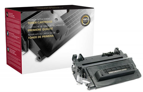 Clover Technologies Group, LLC Remanufactured Toner Cartridge for HP CE390A (HP 90A)