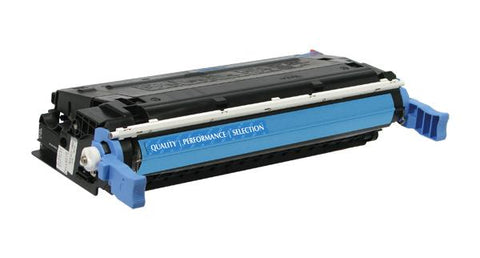 Modern Office Methods Compatible Cyan Toner Cartridge for HP C9721A (HP 641A)