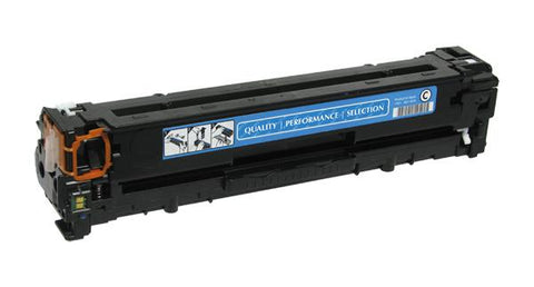 Modern Office Methods Compatible Cyan Toner Cartridge for HP CB541A (HP 125A)