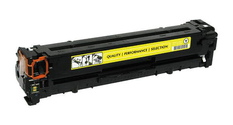 Modern Office Methods Compatible Yellow Toner Cartridge for HP CB542A (HP 125A)