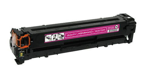 Modern Office Methods Compatible Magenta Toner Cartridge for HP CB543A (HP 125A)