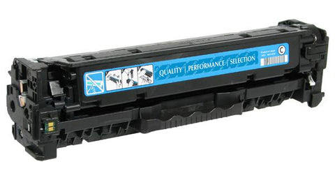 Modern Office Methods Compatible Cyan Toner Cartridge for HP CE411A (HP 305A)