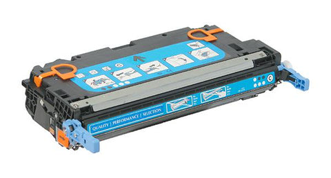 Modern Office Methods Compatible Cyan Toner Cartridge for HP Q7581A (HP 503A)