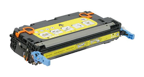 Modern Office Methods Compatible Yellow Toner Cartridge for HP Q7582A (HP 503A)